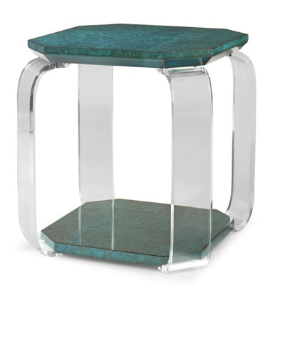 Century Furniture - Dabu Chairside Table - 699-627-2