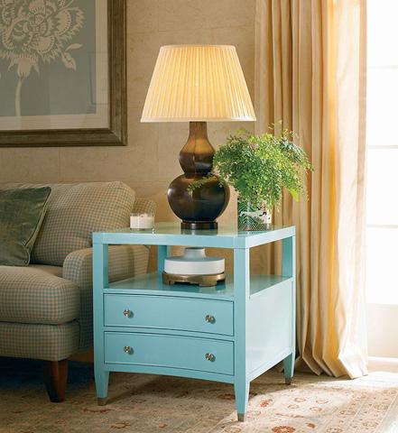 Century Furniture - Lamp Table - 779-631