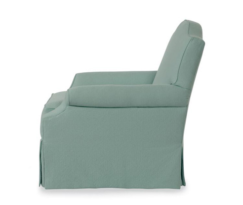 Century Furniture - Mobile Arm Chair - I2-11-1026