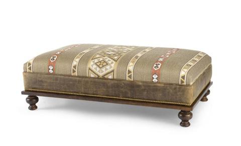 Century Furniture - Lillie's Cocktail Ottoman - TLR-9602-12