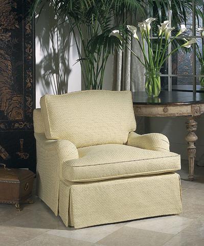 Century Furniture - Monte Swivel Chair - 11-613S