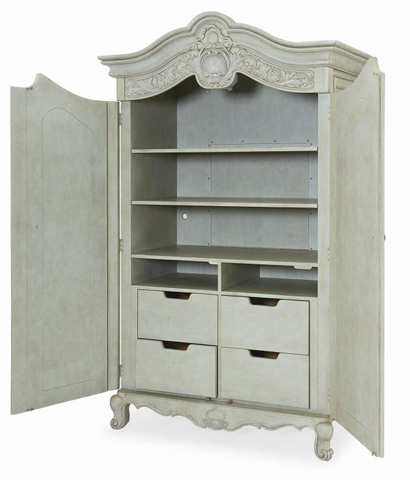 Century Furniture - Volray Armoire - 519-219