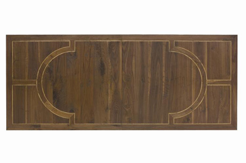 Century Furniture - Amador Dining Table - 669-303