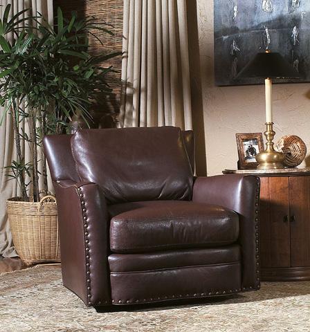 Century Furniture - Camden Swivel Chair - LR-17161