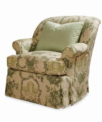 Century Furniture - Rebecca Chair - LTD7229-6