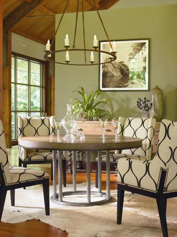 Century Furniture - Cornet Round Dining Table - 709-305