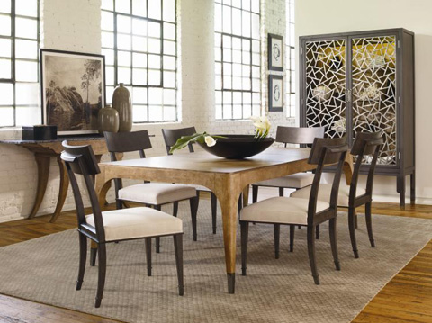 Century Furniture - Radius Dining Table - 719-301
