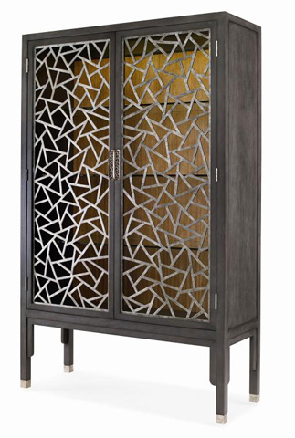 Century Furniture - Tracery Cabinet - 719-772
