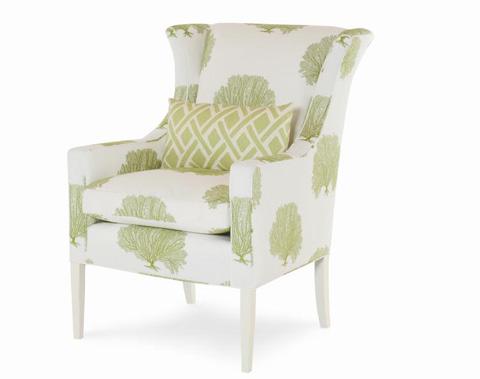 Century Furniture - Seminary Chair - 11-120NC