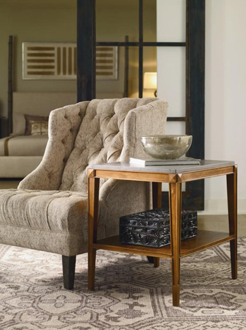 Century Furniture - Lorrain Side Table - 719-623M