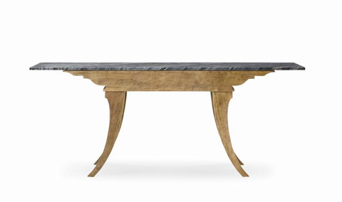 Century Furniture - Roman Console with Stone Top - 719-725M