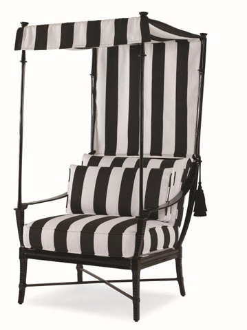 Century Furniture - Royal Lounge Chair - D12-16-9