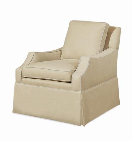 Century Furniture - Leonardo Chair - ESN202-6
