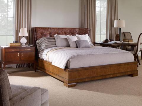 Century Furniture - King Dan Bed - AE9-102K