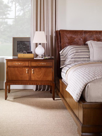 Century Furniture - Everett Nightstand - AE9-205
