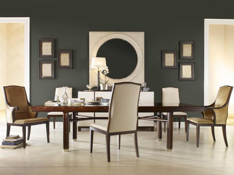 Century Furniture - Monceau Dining Table - AE9-305