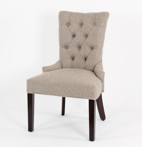 CMI - Tufted Back Dining Chair - 860SN