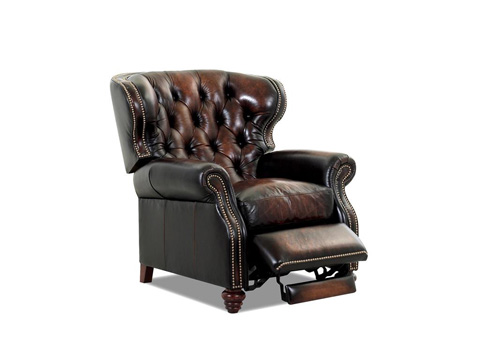 Comfort Design Furniture - Marquis High Leg Reclining Chair - CL700-10 HLRC