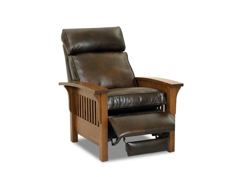 Comfort Design Furniture - Mission High Leg Reclining Chair - CL712 HLRC