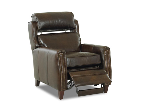 Comfort Design Furniture - Camelot High Leg Reclining Chair - CL737-10 HLRC
