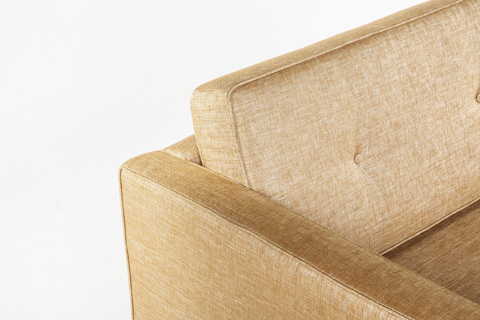 Control Brand - The Parma Sofa - FAS1103GOLD