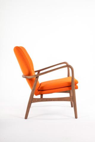 Control Brand - Carlo Chair - FEC5339ORG
