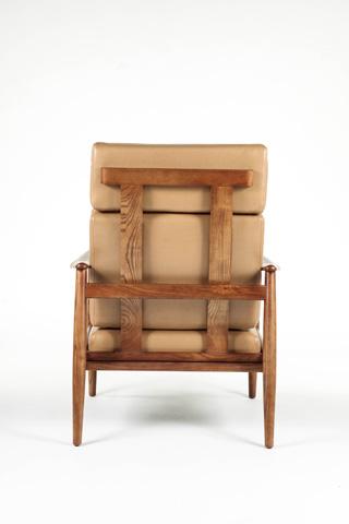 Control Brand - Aalborg High Back Chair - FYC939BRN