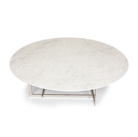 Control Brand - The Falkoping Coffee Table - RT615WHT
