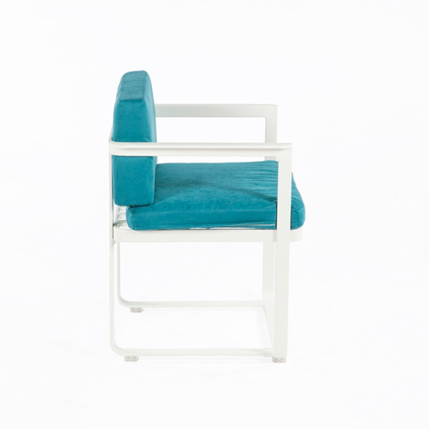 Control Brand - Roxy Arm Chair - FCC0214BLUE
