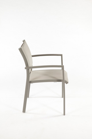 Control Brand - The Rhodes Arm Chair - FCC0404GREY