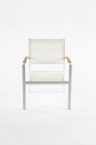 Control Brand - The Rhodes Lounge Chair - FCC0410WHT
