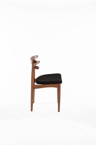 Control Brand - Stavanger Dining Chair - FEC2219BLK