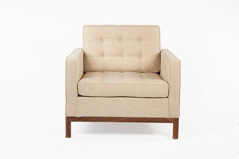 Control Brand - The Dexter Lounge Chair - FEC3719BEIGE1
