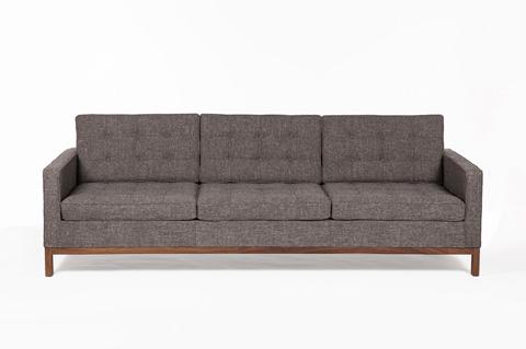 Control Brand - The Dexter Sofa - FEC3719TWBLK3