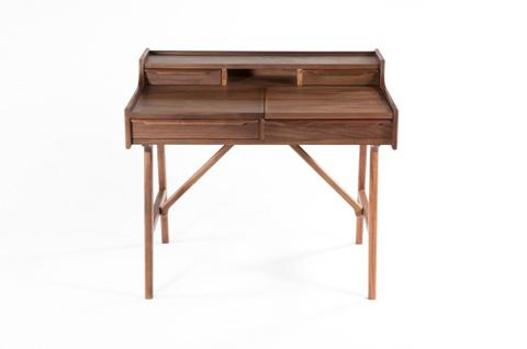 Control Brand - The Vanity Desk - FET1539WALNUT