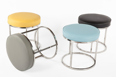 Control Brand - The Nora Stool - FHC06BLK