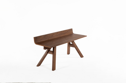 Control Brand - The Wenig Desk - FSC004WALNUT