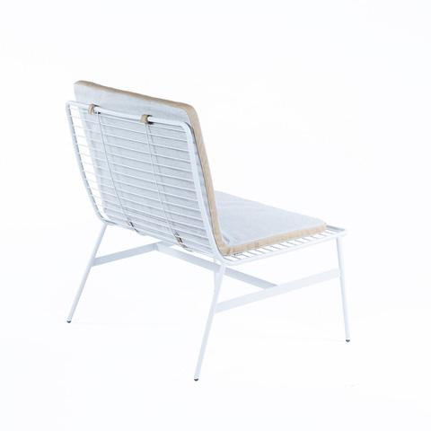 Control Brand - Alfhild Lounge Chair - FSC101STGREY