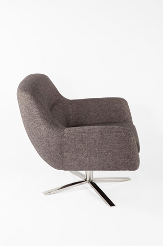 Control Brand - The Uge Lounge Chair - FV362TWGREY