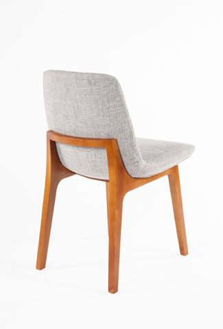 Control Brand - The Roermond Side Chair - FXC835GREY