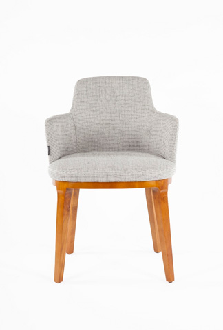 Control Brand - The Bilbao Arm Chair - FXC850GREY