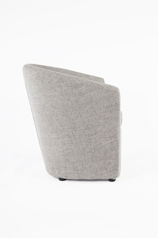 Control Brand - The Tykby Lounge Chair - FXC88088GREY