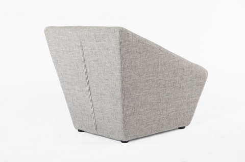 Control Brand - The Tvolm Lounge Chair - FXC88423GREY