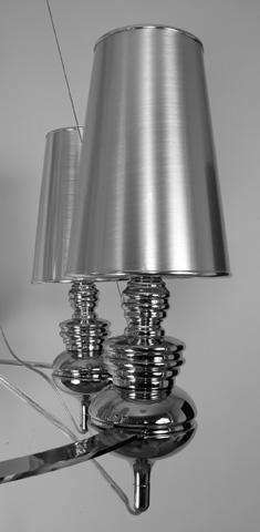 Control Brand - The Tiffany Suspension Lamp - LS1018S16