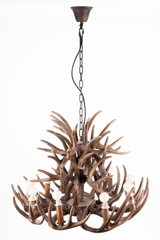 Control Brand - The Antlers Chandelier - LU19208C