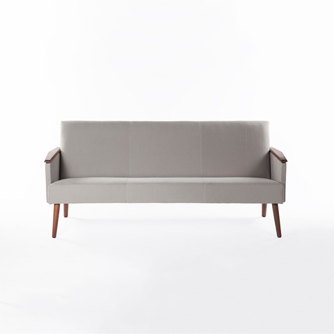Control Brand - The Borghild Sofa - FEC0739LGREY3