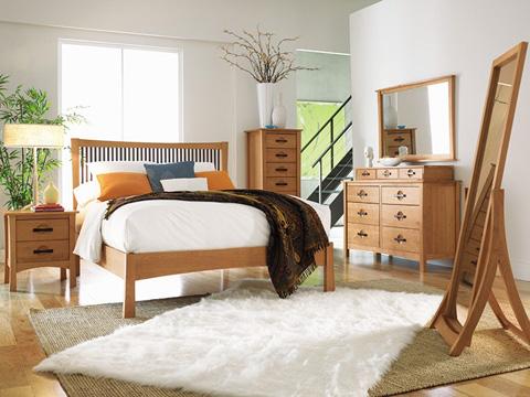 Copeland Furniture - Berkeley 2 Drawer Nightstand - 2-BER-20
