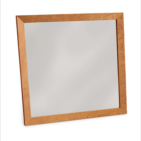 Copeland Furniture - Wall Mirror - Maple - 5-CAL-20-01