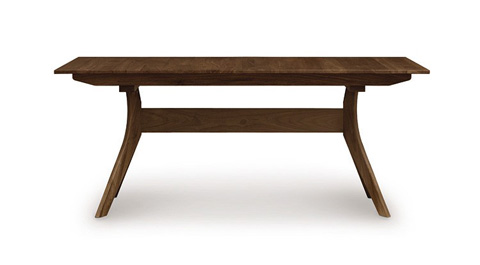 Image of Audrey Extension Table - Walnut
