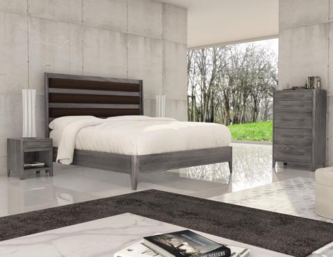 Copeland Furniture - Surround Bed - 1-SRD-02